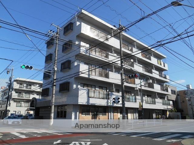 愛知県名古屋市天白区、平針駅徒歩4分の築29年 5階建の賃貸マンション
