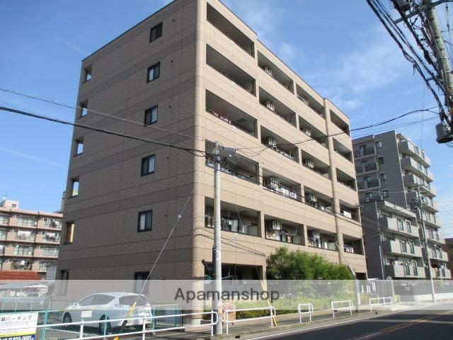 愛知県名古屋市天白区、原駅徒歩10分の築6年 6階建の賃貸マンション
