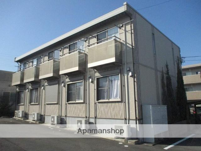愛知県名古屋市緑区、徳重駅徒歩20分の築10年 2階建の賃貸テラスハウス