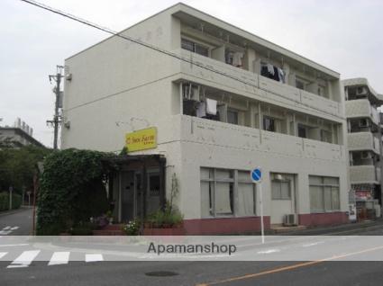 愛知県名古屋市天白区、塩釜口駅徒歩6分の築32年 3階建の賃貸マンション