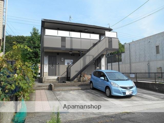 愛知県名古屋市緑区、平針駅市バスバス13分平針運転免許試験場下車後徒歩3分の築16年 2階建の賃貸アパート