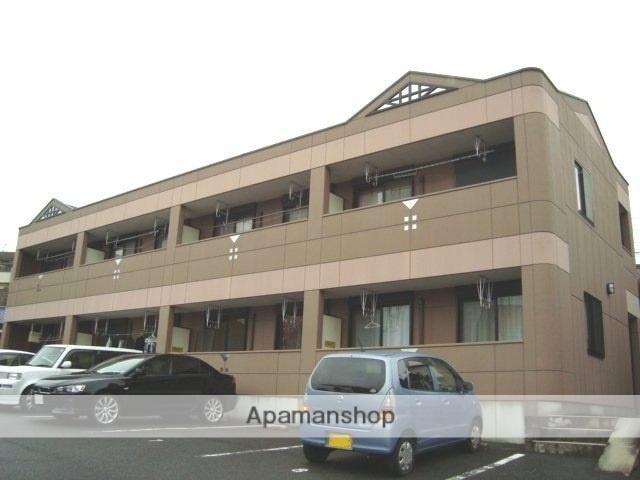 愛知県名古屋市緑区、有松駅徒歩10分の築14年 2階建の賃貸マンション