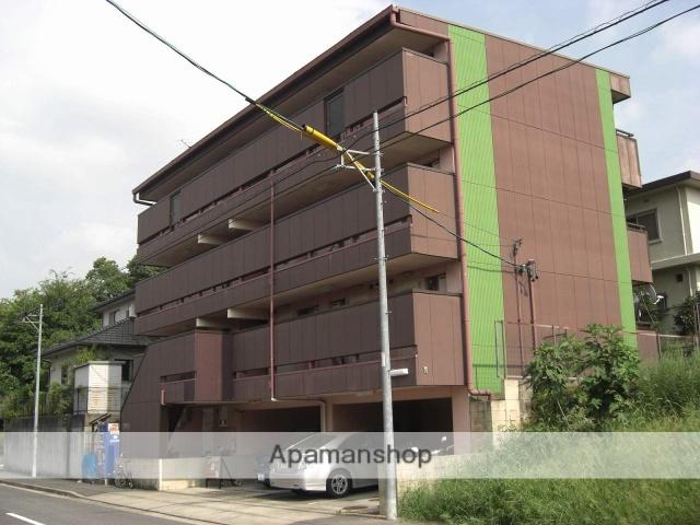 愛知県名古屋市天白区、原駅徒歩18分の築24年 3階建の賃貸マンション