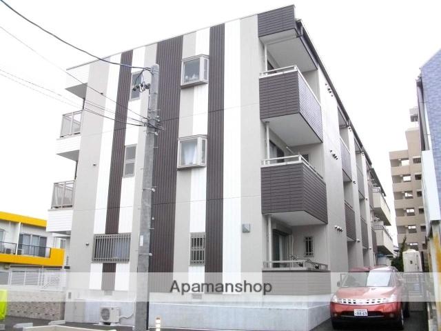 愛知県名古屋市天白区、原駅徒歩12分の築8年 3階建の賃貸マンション
