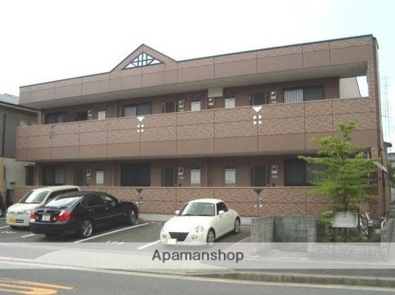 愛知県名古屋市緑区、平針駅市バスバス15分東神の倉一丁目下車後徒歩1分の築14年 2階建の賃貸アパート