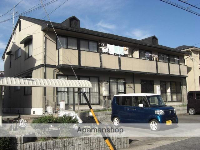 愛知県名古屋市緑区の築25年 2階建の賃貸アパート