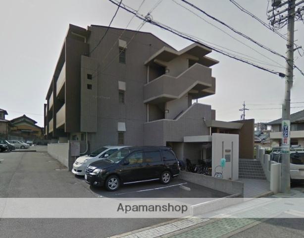 愛知県名古屋市緑区、野並駅徒歩8分の築13年 3階建の賃貸マンション