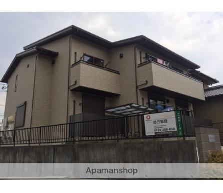 愛知県名古屋市天白区、神沢駅徒歩17分の築2年 2階建の賃貸アパート