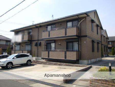 愛知県名古屋市緑区の築18年 2階建の賃貸アパート