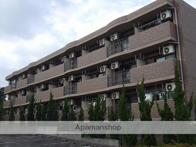 愛知県みよし市、三好ヶ丘駅バス20分旭4丁目下車後徒歩2分の築18年 3階建の賃貸マンション