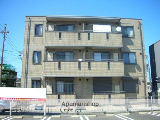 愛知県名古屋市天白区、塩釜口駅徒歩4分の築11年 3階建の賃貸アパート