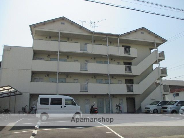 愛知県名古屋市天白区、塩釜口駅徒歩18分の築27年 4階建の賃貸マンション