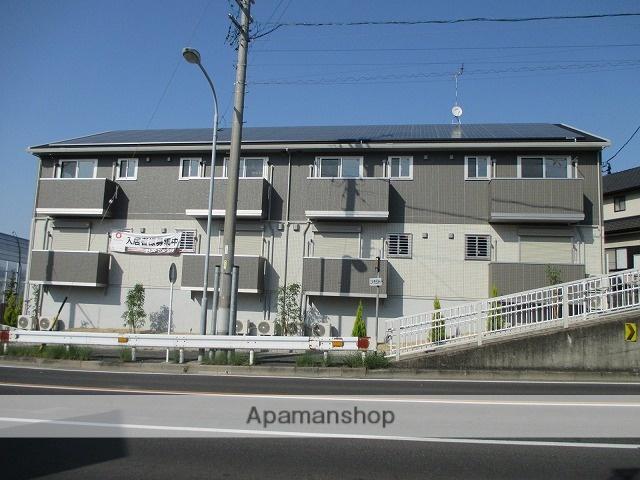 愛知県名古屋市緑区、神沢駅徒歩14分の築3年 2階建の賃貸アパート