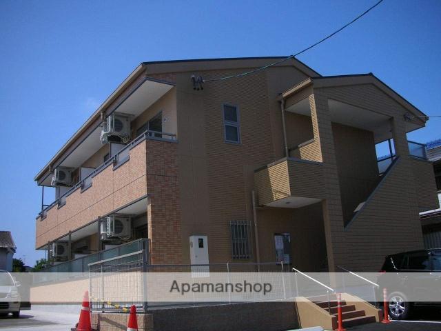 愛知県名古屋市天白区、植田駅徒歩25分の築8年 2階建の賃貸マンション