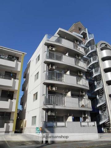 愛知県名古屋市天白区、原駅徒歩17分の築28年 5階建の賃貸マンション