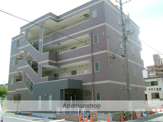 愛知県名古屋市天白区、植田駅徒歩5分の築7年 4階建の賃貸マンション