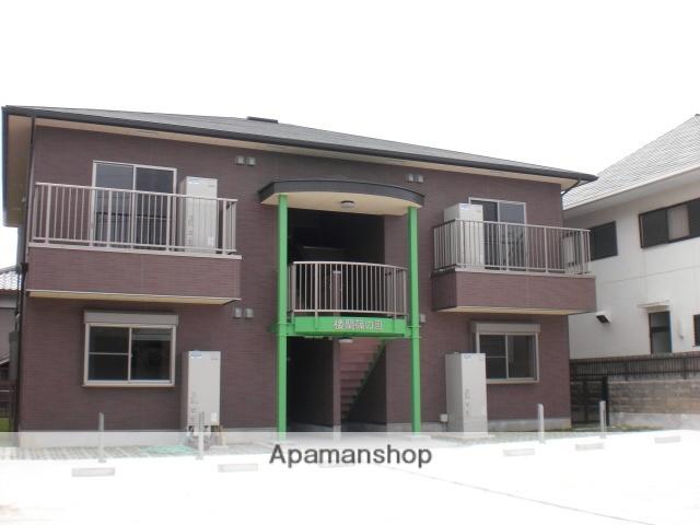 愛知県名古屋市緑区、相生山駅徒歩15分の築8年 2階建の賃貸アパート