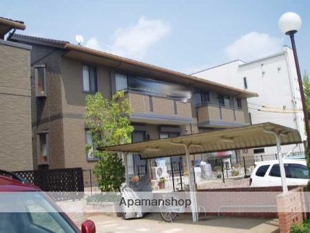 愛知県日進市、杁ヶ池公園駅徒歩25分の築13年 2階建の賃貸アパート