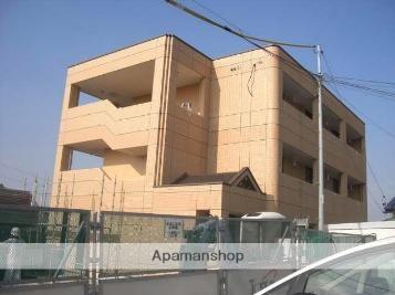 愛知県日進市、赤池駅徒歩15分の築7年 3階建の賃貸マンション