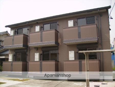 愛知県名古屋市緑区、本星崎駅徒歩9分の築7年 2階建の賃貸アパート