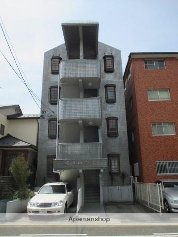 愛知県名古屋市天白区、植田駅徒歩8分の築30年 4階建の賃貸マンション