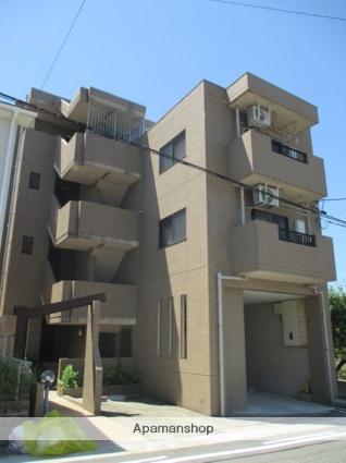 愛知県名古屋市天白区、植田駅徒歩10分の築25年 4階建の賃貸マンション