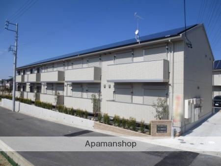 愛知県名古屋市緑区、徳重駅徒歩17分の築4年 2階建の賃貸アパート