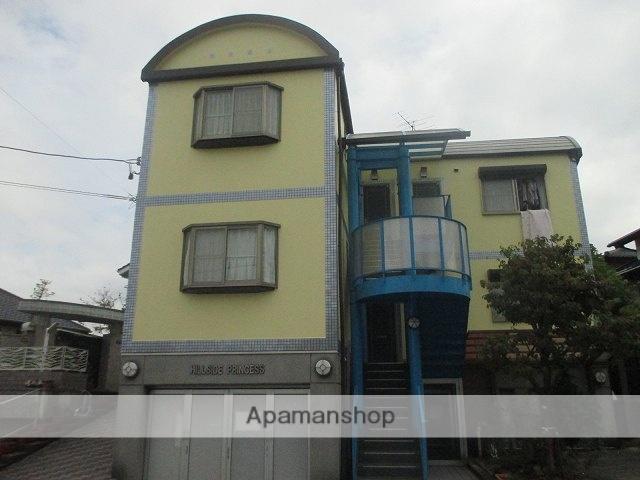 愛知県名古屋市天白区の築24年 3階建の賃貸アパート