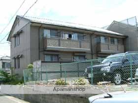 愛知県名古屋市天白区、野並駅徒歩10分の築15年 2階建の賃貸アパート