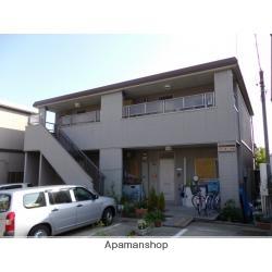 愛知県名古屋市緑区、神沢駅徒歩22分の築25年 2階建の賃貸アパート