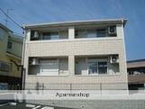 愛知県名古屋市緑区、徳重駅市バスバス16分大清水西下車後徒歩1分の築6年 2階建の賃貸アパート