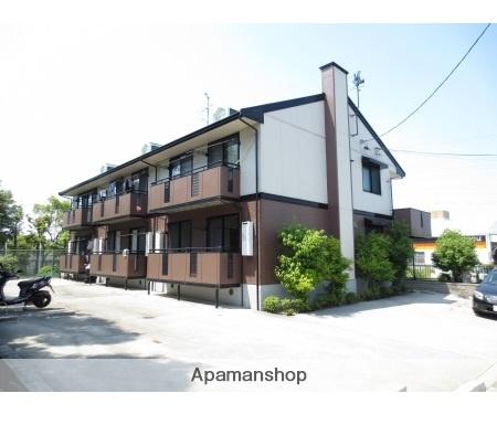 愛知県名古屋市天白区、塩釜口駅徒歩13分の築21年 2階建の賃貸アパート
