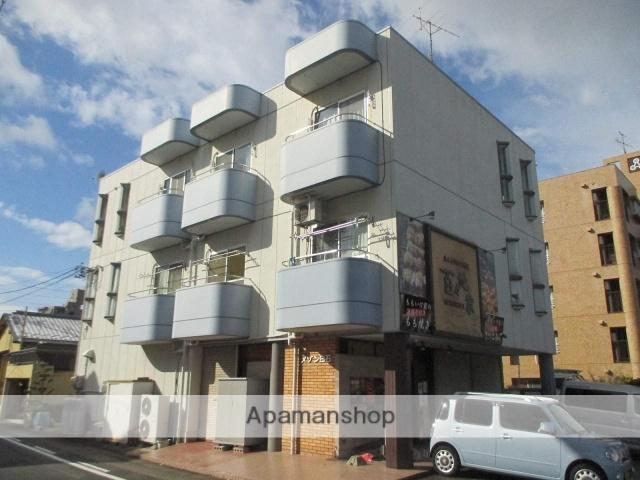 愛知県名古屋市天白区、塩釜口駅徒歩13分の築33年 3階建の賃貸マンション