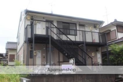 愛知県名古屋市緑区、徳重駅徒歩24分の築21年 2階建の賃貸アパート