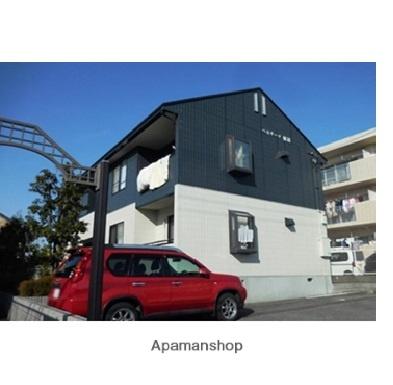 愛知県名古屋市天白区、塩釜口駅徒歩13分の築25年 2階建の賃貸アパート