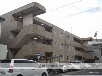愛知県名古屋市名東区、星ヶ丘駅市バスバス16分牧の原下車後徒歩3分の築29年 3階建の賃貸マンション