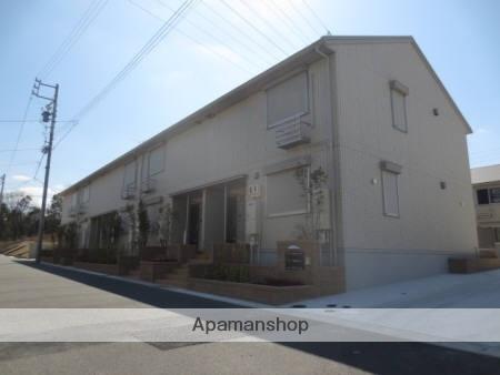 愛知県名古屋市緑区、徳重駅徒歩16分の築3年 2階建の賃貸アパート