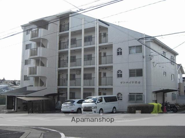 愛知県名古屋市名東区、星ヶ丘駅市バスバス15分大針下車後徒歩2分の築32年 5階建の賃貸マンション