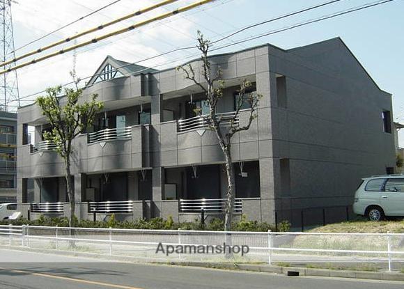 愛知県名古屋市緑区、徳重駅市バスバス7分平手下車後徒歩9分の築10年 2階建の賃貸アパート