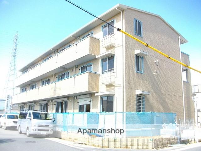 愛知県名古屋市天白区、野並駅徒歩13分の築7年 3階建の賃貸マンション