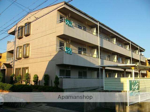 愛知県名古屋市緑区、相生山駅徒歩8分の築26年 3階建の賃貸マンション