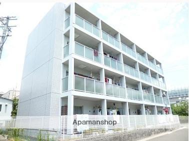 愛知県名古屋市天白区、植田駅徒歩19分の築16年 4階建の賃貸マンション