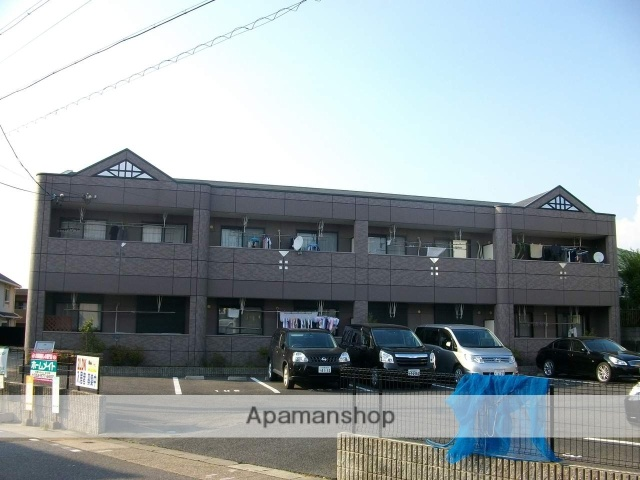 愛知県名古屋市緑区、鳴海駅名鉄バスバス9分池上団地下車後徒歩3分の築15年 2階建の賃貸アパート