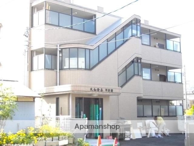 愛知県名古屋市天白区、原駅徒歩10分の築23年 3階建の賃貸マンション