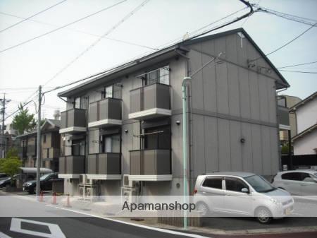 愛知県名古屋市名東区、星ヶ丘駅市バスバス10分極楽下車後徒歩6分の築18年 2階建の賃貸アパート
