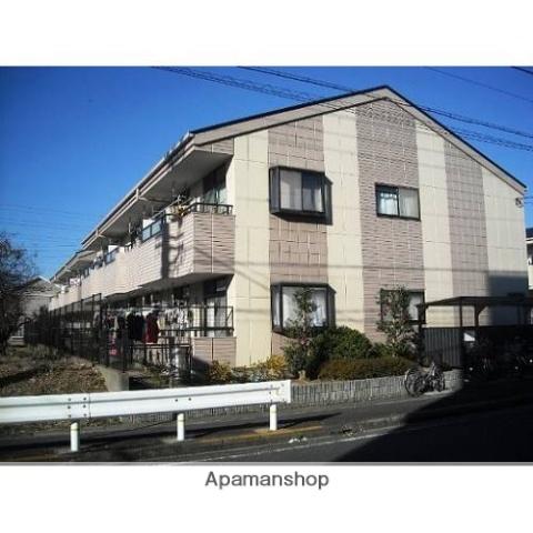 愛知県名古屋市名東区、星ヶ丘駅市バスバス6分勢子坊下車後徒歩3分の築25年 2階建の賃貸マンション