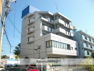 愛知県名古屋市名東区、星ヶ丘駅市バスバス9分高針下車後徒歩1分の築27年 5階建の賃貸マンション
