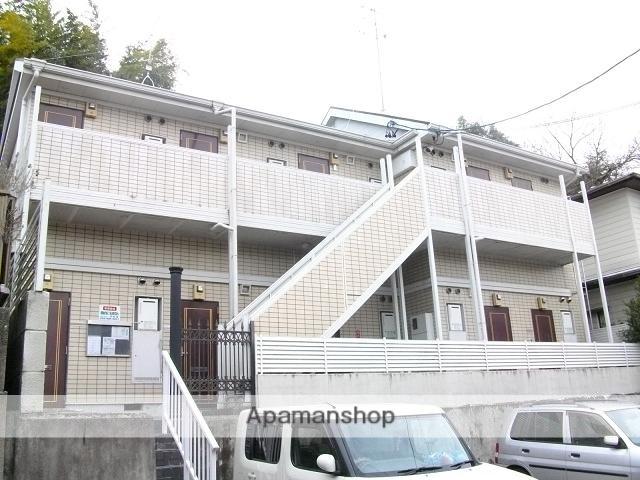 愛知県名古屋市天白区、八事駅市バスバス13分平針新屋敷下車後徒歩7分の築26年 2階建の賃貸アパート