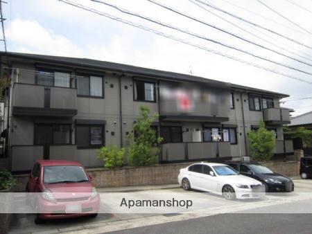 愛知県名古屋市緑区、神沢駅徒歩13分の築13年 2階建の賃貸アパート