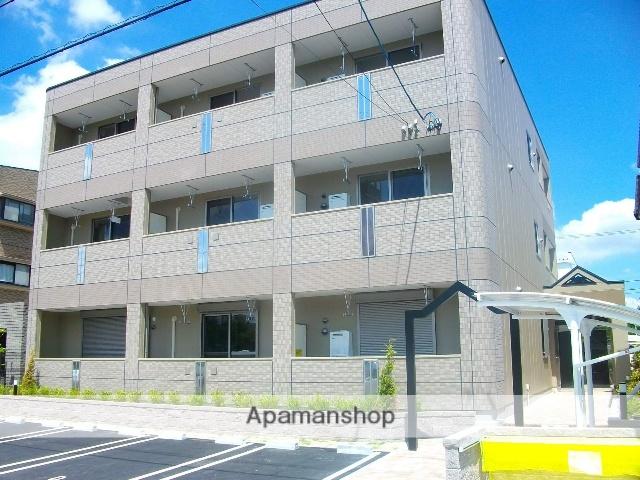 愛知県名古屋市天白区、塩釜口駅徒歩18分の築4年 3階建の賃貸マンション